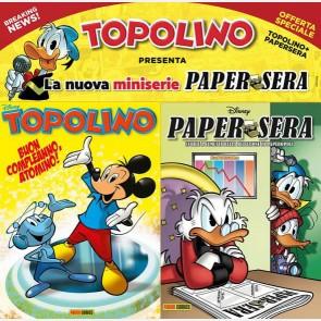 Topolino N° 3302 + Papersera N° 1