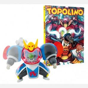 Topolino N° 3437 + PK ROBOT