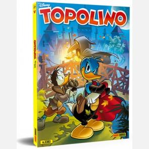 Topolino N° 3383 + Super bustina Arancio (Animali Stricker ...