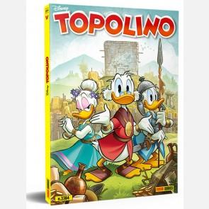 Topolino N° 3384 + Super bustina Verde (Animali Stricker Co...