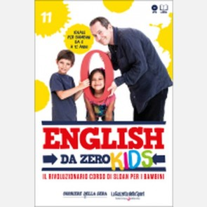 DVD + Fascicolo N° 11