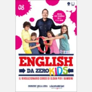 DVD + Fascicolo N° 8