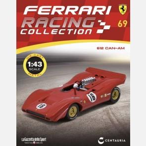 Ferrari 612 Can-Am Watkins Glen 1969