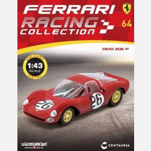 Ferrari Dino 206 P Trento - Bondone 1965