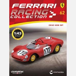Ferrari Dino 206 SP Ollon - Villars 1965