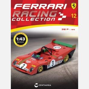 Ferrari 312 P 1000 km Spa-Francorchamps 1972