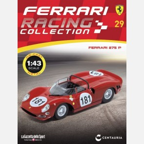 Ferrari 275 P Ollon-Villars 1965