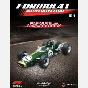 Brabham BT19 (1966) - Jack Brabham