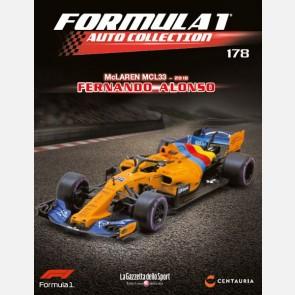 McLaren MCL33 (2018) - Fernando Alonso