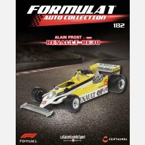 RENAULT RE30 (1981) - Alain Prost