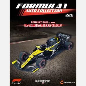 Renault RS 20 - 2020 - Daniel Ricciardo