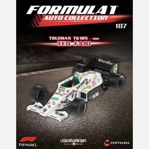 Toleman TG185 - 1985-Teo Fabi
