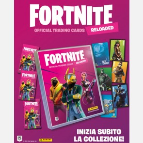 Fortnite Official Trading Cards - Reloaded