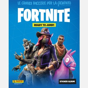 Fortnite - Sticker Collection