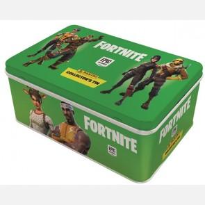 TIN Box (6 Bustine + 1 Bonus Card)