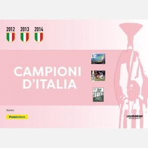 Francobolli 1o Triennio (2012 - 2013 - 2014)
