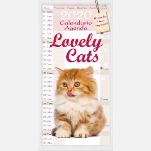 Calendari Agende - Cuccioli di cani e Cuccioli di Gatti