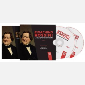 Gioachino Rossini - Le Ouverture complete (CD)