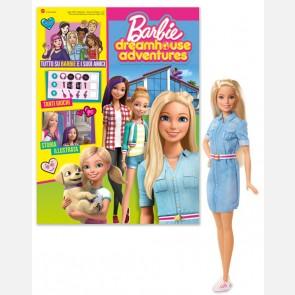 Magazine + Barbie Dreamhouse Adventures (GHR58)