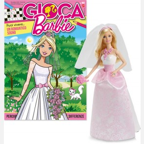 Novembre 2018 + Barbie Sposa