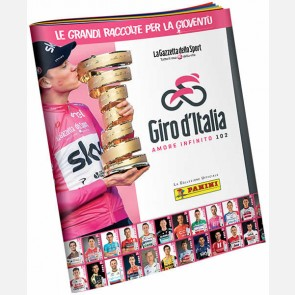 Giro d'Italia 102 - Sticker Collection