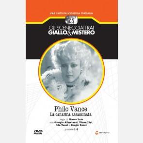 Philo Vance - La canarina assassinata