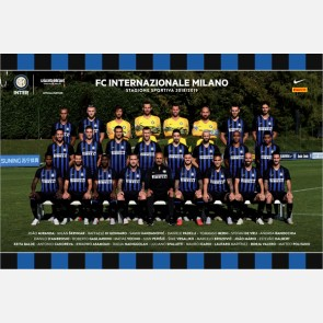Poster Ufficiale Inter 2018/2019