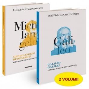 Galileo Galilei + Michelangelo Buonarroti