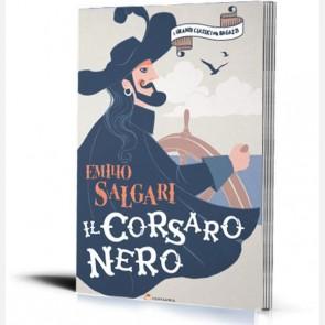 Il corsaro nero di Emilio Salgari