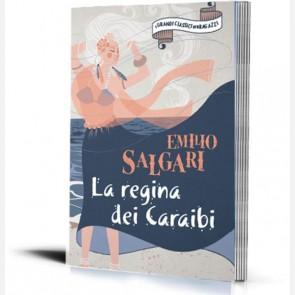 La regina dei Caraibi di Emilio Salgari