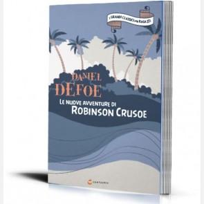 Le nuove avventure di Robinson Crusoe di Daniel Defoe