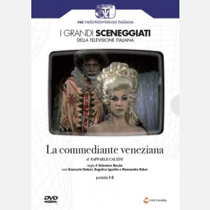 La commediante veneziana (puntate 1-5)