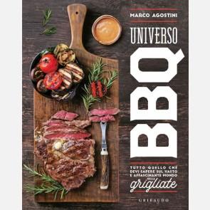 Universo Barbecue di Marco Agostini - Gribaudo
