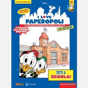 1 parte Scuola + Paperino