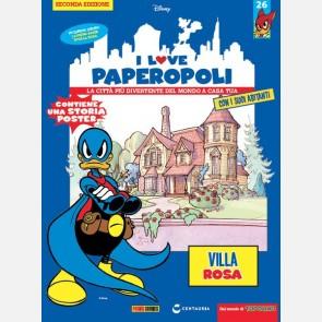2 parti Villa Rosa
