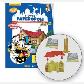 3 parti Casa Paperino + 2 pezzi Base