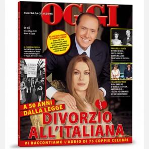Grandi Divorzi (50anni dall'introduzione della legge sul divorzio in Italia)