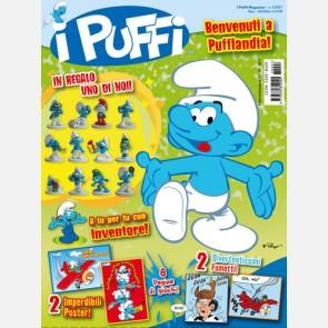 I Puffi - Magazine
