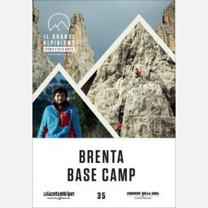 Brenta base camp