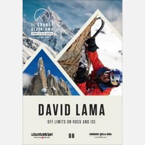 David Lama – off limits on Rock and Ice