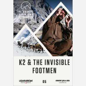 K2 The invisible Footmen