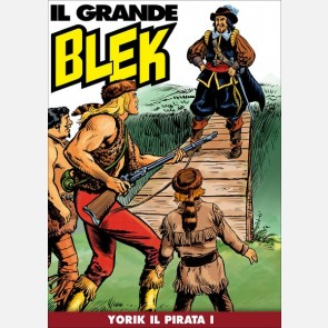 Yorik il pirata - Prima parte