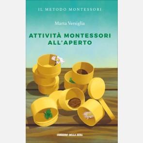 Attività Montessori all'aria aperta