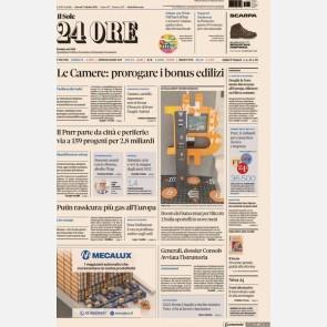 "Ediz. di Giovedì 07 Ottobre + Focus n. 28 ""Riforma del proc..."