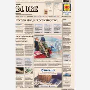 "Ediz. di Giovedì 09 Settembre + Focus n. 24 ""Crisi d'impr..."