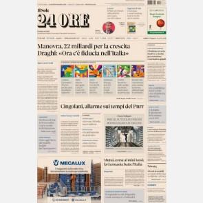 "Ediz. di Giovedì 30 Settembre + Focus n. 27 ""Green Pass, sm..."