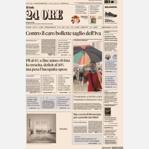 """Ediz. di Mercoledi 15 Settembre + Focus n. 25 """"Agevolazioni ..."""