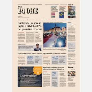 """Ediz. di Mercoledì 17 Aprile + I libri del Sole """"Guida 730"""""""
