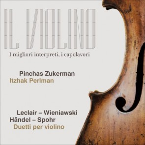 Aavv, Pinchas Zukerman - Duetti per due violni