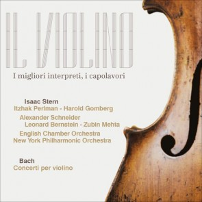 Bach, Isaac Stern - Concerti per violino